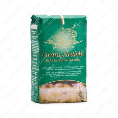 Мука из мягких сортов пшеницы типа 2 Грани Антики le 5 Stagioni 1 кг