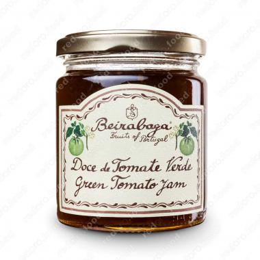 Джем из зеленых Португальских Томатов (к сыру у мясу) 270 г Beirabaga