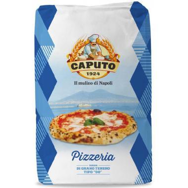 Мука из мягких сортов пшеницы тип 00 для Пиццы Caputo 25 кг, W 280-300