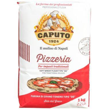 """Мука мягких сортов пшеницы для Пиццы """"00"""" 1 кг Antimo Caputo"""