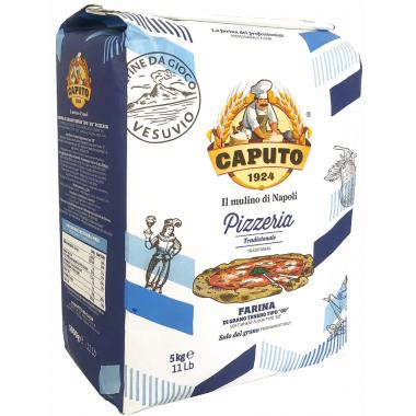"""Мука пшеничная мягких сортов для Пиццы """"00"""" 5 кг Caputo"""