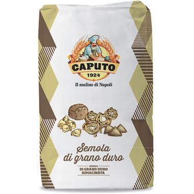 Мука твердых сортов пшеницы Семола 25 кг Caputo