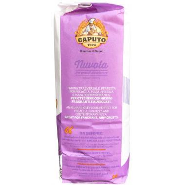 """Мука пшеничная мягких сортов для Римской Пицци и Фокаччи """"0"""" 1 кг Caputo"""