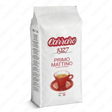 Кофе в зёрнах Примо Маттино (Primo Mattino) Carraro 1 кг