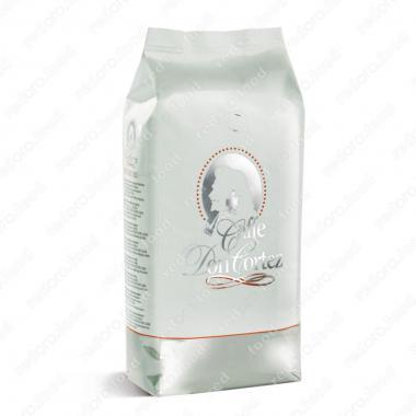 Кофе в зёрнах Дон Кортец Вайт (Don Cortez White) 100% Арабика Carraro 1 кг