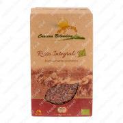 Рис красный цельнозерновой среднезерный 500 г, Органик
