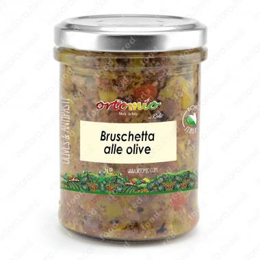 Соус Брускетта из оливок Castellino 180 г