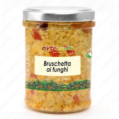Соус Брускетта из грибов Castellino 180 г