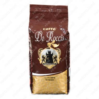 Кофе в зёрнах Оро Интенсо (Oro Intenso) De Roccis 1 кг