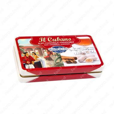 Конфеты Драже Кубинские в подарочной упаковке 200 г Willam di Carlo