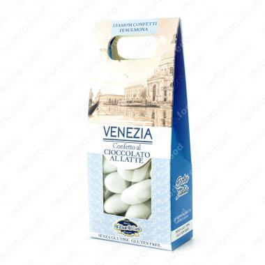 Конфеты Драже в молочном шоколаде Венеция 100 г Willam di Carlo