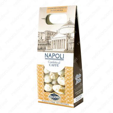 Конфеты Драже вкус кофе Неаполь 100 г Willam di Carlo
