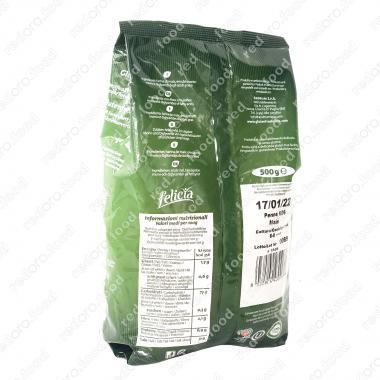 Макаронные изделия, паста диетическая из кукурузы Пенне Ригате Felicia 500 г, Без Глютена