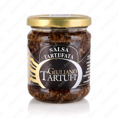 Соус грибной трюфельный сальса тартуфата Giuliano Tartufi 500 г