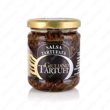 Соус грибной трюфельный сальса тартуфата Giuliano Tartufi 80 г