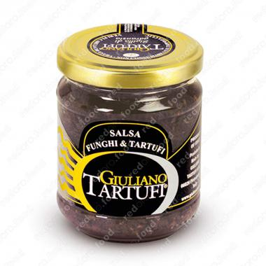 Соус грибной трюфельный сальса фунги и тартуфи (7%) Giuliano Tartufi 500 г