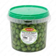 Оливки зеленые Гиганти 5,9 кг