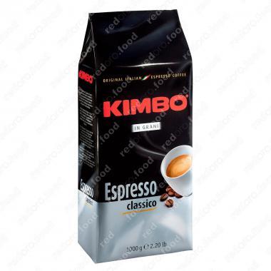 Кофе в зёрнах Эспрессо Грани (Espresso Grani) Kimbo 1 кг