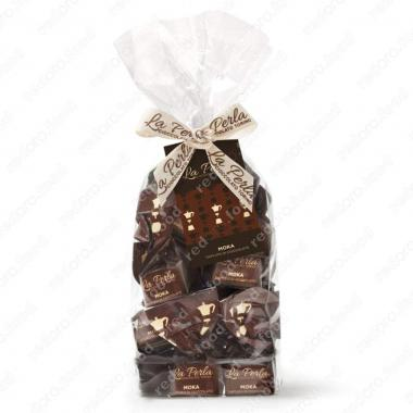 Конфеты шоколадные Трюфель с кофе Мокка Без Глютена La Perla di Torino 200 г