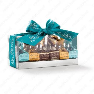 Конфеты шоколадные Ассорти из трюфелей 260 г, La Perla Di Torino