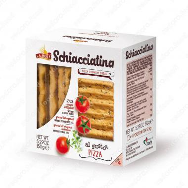 Хлебная Скьяччатина со вкусом Пиццы La Molle 150 г