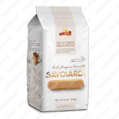 Печенье Савоярди 400 г Пьемонт, Италия La Mole
