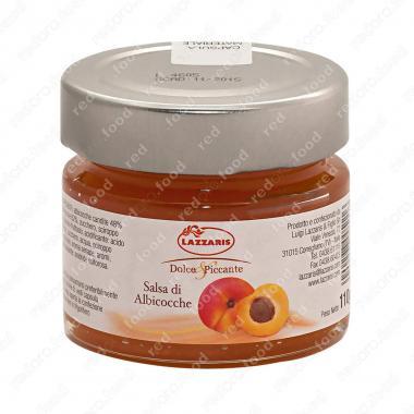 Соус фруктовый из абрикосов Lazzaris 110 г