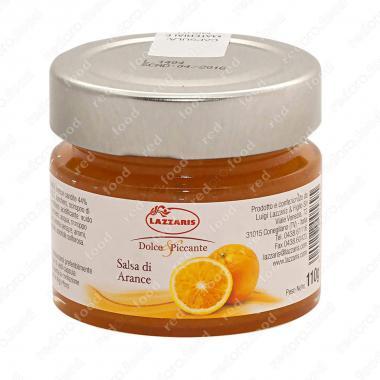 Соус фруктовый из апельсинов Lazzaris 110 г