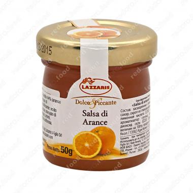 Соус фруктовый из апельсинов Lazzaris 50 г