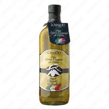 Масло оливковое э/в 100% Итальяно 1 л Lovascio, SAM