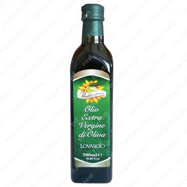 Масло оливковое э/в 500 мл Lovascio, SAM