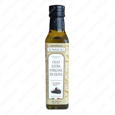 Масло оливковое э/в с Чёрным Трюфелем 250 мл Lovascio, SAM