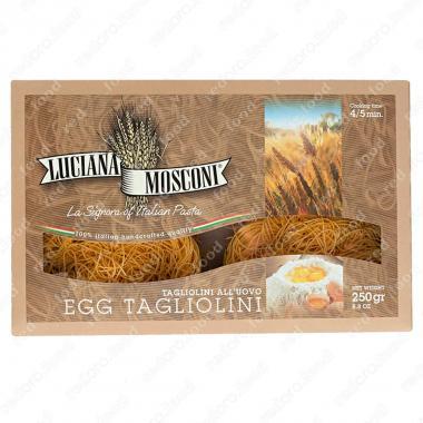 Макаронные изделия тальолини яичные Luciana Mosconi 250 г