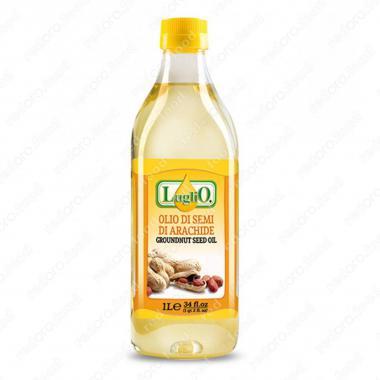 Масло арахисовое Luglio 1 л (ПЭТ)
