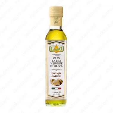 Масло оливковое extra virgin ароматизированное белым трюфелем Luglio 250 мл