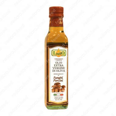 Масло оливковое extra virgin ароматизированное белыми грибами Luglio 250 мл
