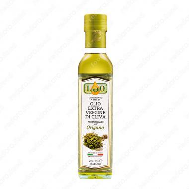Масло оливковое extra virgin ароматизированное орегано Luglio 250 мл