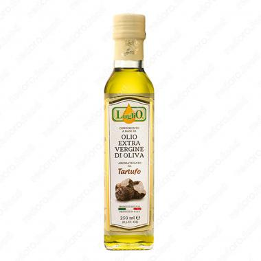 Масло оливковое extra virgin ароматизированное трюфелем Luglio 250 мл
