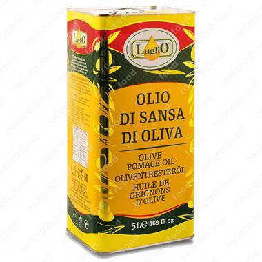 Масло оливковое Санса Luglio 5 л