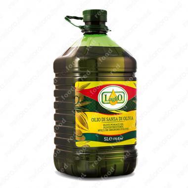Масло оливковое Санса Luglio 5 л (ПЭТ)