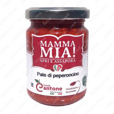 Соус Пате из острого перца 130 г, Mamma Mia