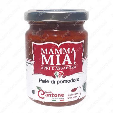 Соус Пате из помидоров 130 г, Mamma Mia
