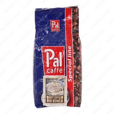 Кофе в зёрнах Пал Россо (Pal Rosso Special Line) Palombini 1 кг