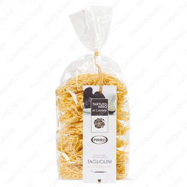 Яичные макаронные изделия ручной работы Тальолини с трюфелем Pasta Pirro 250 г