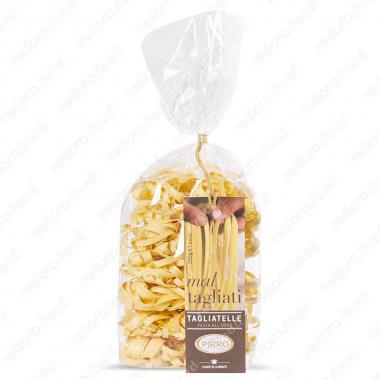 Яичные макаронные изделия ручной работы Тальятелли Pasta Pirro 250 г