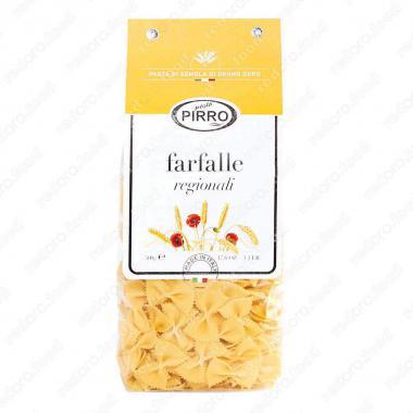 Макаронные изделия ручной работы из твердых сортов Фарфале Pasta Pirro 500 г