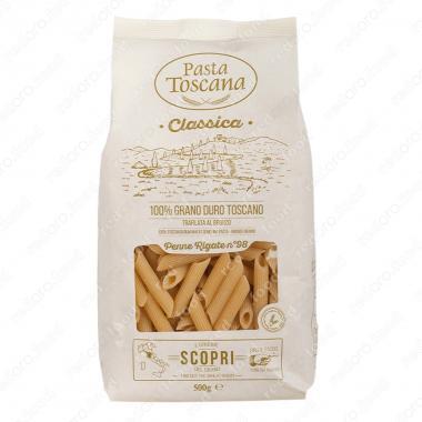 Паста Пенне Ригате 500 г Pasta Toscana