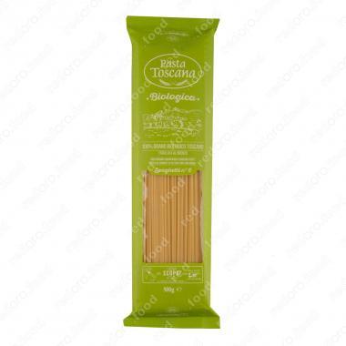 Паста Спагетти БИО 500 г Pasta Toscana