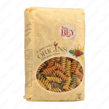 Макаронные изделия, паста Фузилли триколор Pasta Rey 500 г