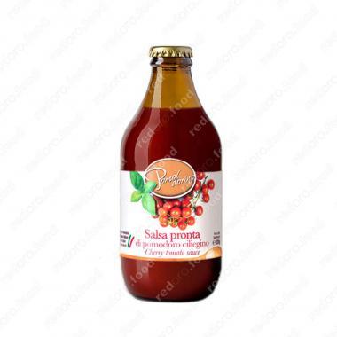 Томатный соус из сицилийских помидоров черри Без Глютена Pomodorino 330 г